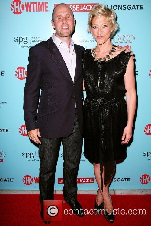 World premiere of Showtime's new series 'Nurse Jackie'...
