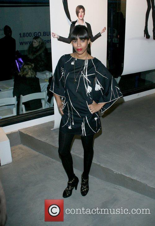 Grace Mercedes Mercedes-Benz IMG New York Fashion Week...