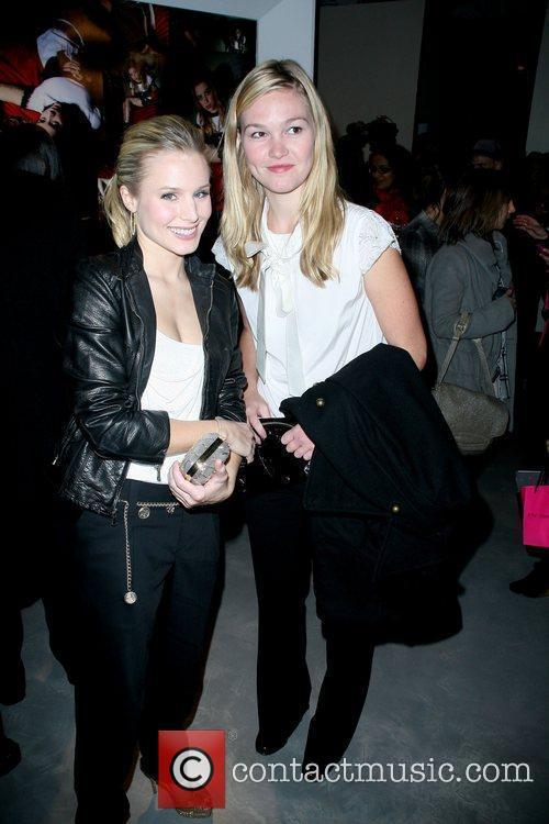 Kristen Bell and Julia Stiles Mercedes-Benz IMG New...
