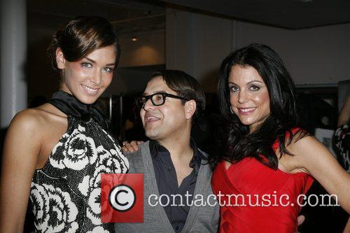 Miss Universe Dayana Mendoza, Alvin Valley and Bethenny...