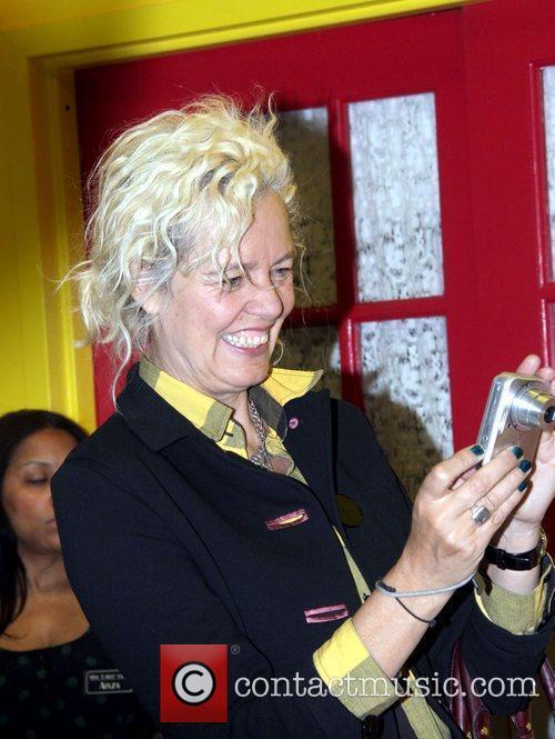 Ellen von Unwerth Mercedes-Benz IMG New York Fashion...