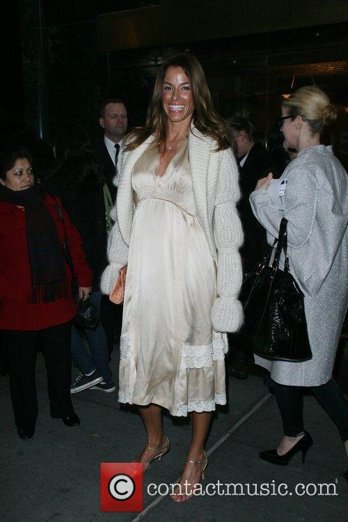 Kelly Bensimon and Calvin Klein 2