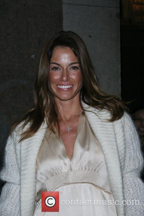 Kelly Bensimon and Calvin Klein 4
