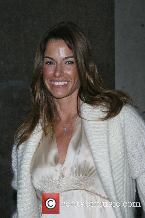 Kelly Bensimon and Calvin Klein 5