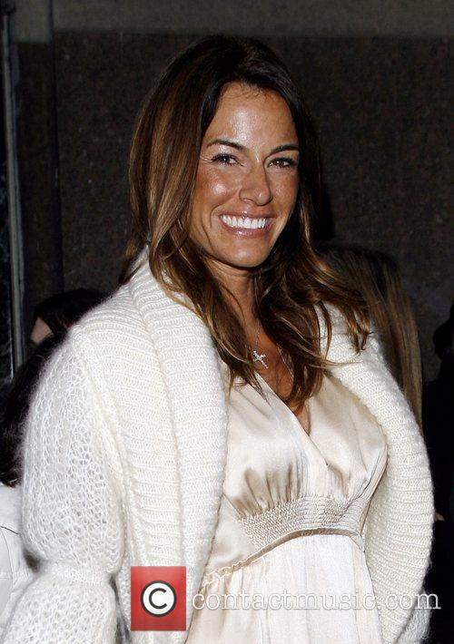 Kelly Bensimon and Calvin Klein 1
