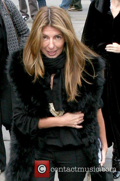 Nina Garcia Mercedes-Benz IMG New York Fashion Week...