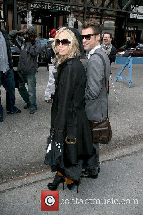 Rachel Zoe Picture 5249206 | Rachel Zoe and Brad Goreski Mercedes-Benz ...