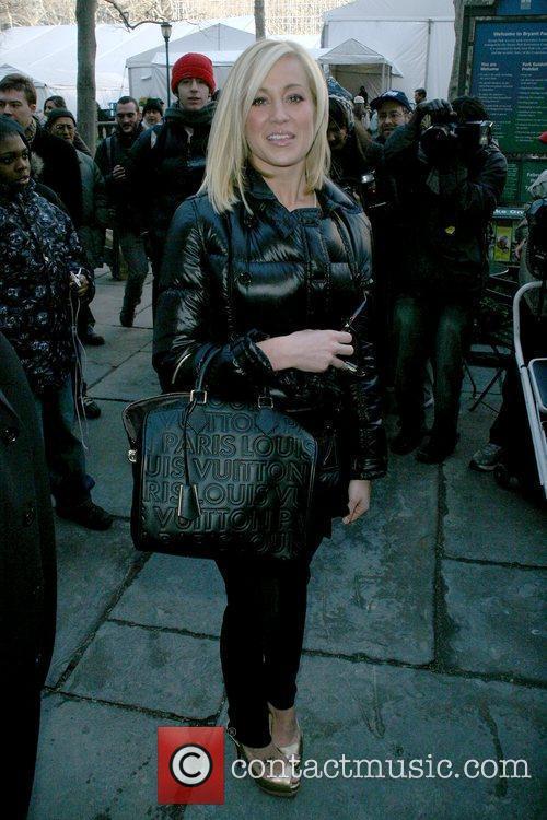 Kellie Pickler Mercedes-Benz IMG New York Fashion Week...