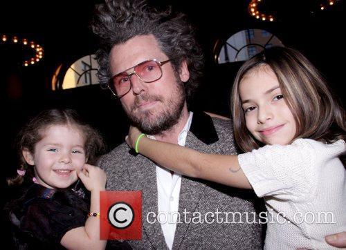 Bill Powers and children Mercedes-Benz IMG New York...