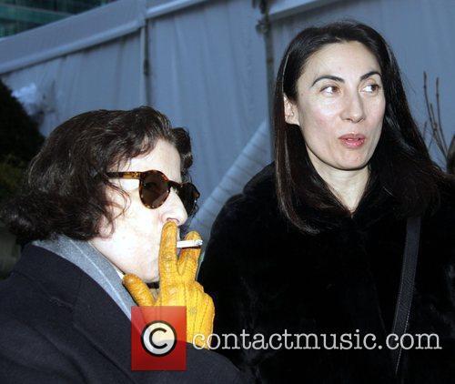Fran Leibowitz and Diane Von Furstenberg 5