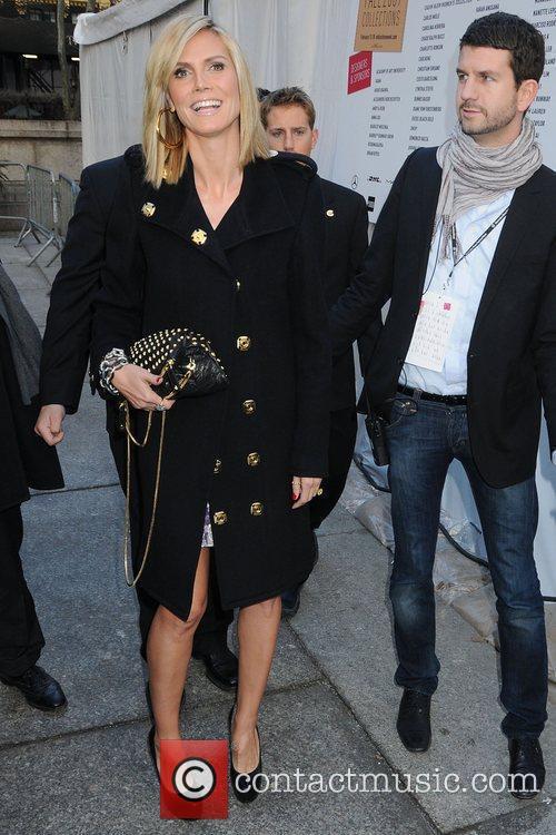 Heidi Klum and Diane Von Furstenberg 4