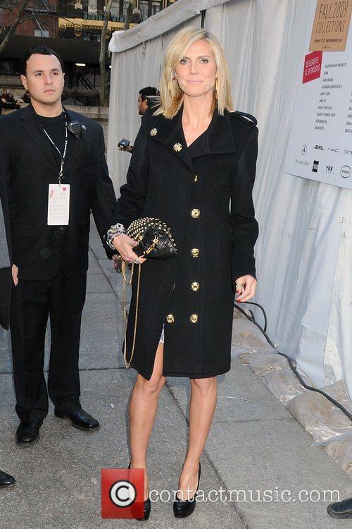 Heidi Klum and Diane Von Furstenberg 5