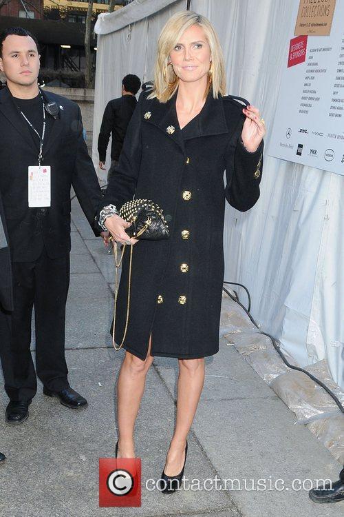 Heidi Klum and Diane Von Furstenberg 2
