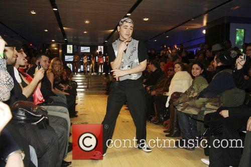 Designer Indashio Mercedes-Benz IMG New York Fashion Week...