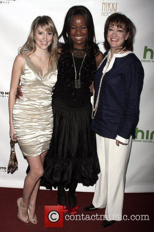 Heidi Gardner, MacDella Cooper and Barbara Brennan Korto...