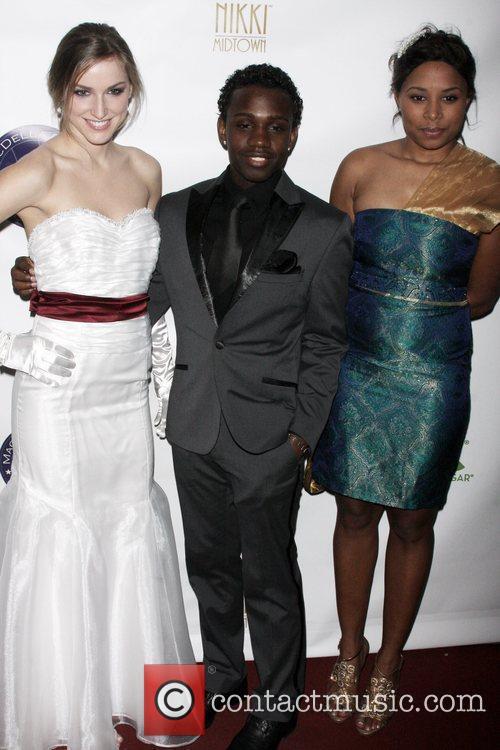 Tara Holt, Vaughn Jereaux and Guest Korto Momolu...