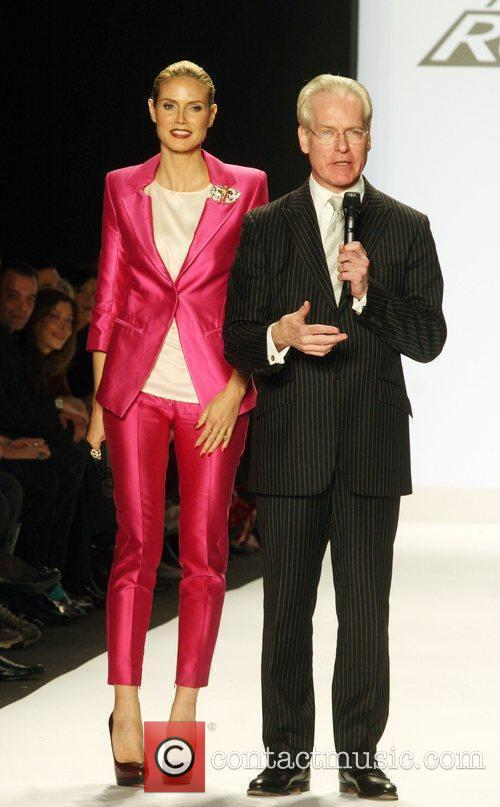Heidi Klum and Tim Gunn 7