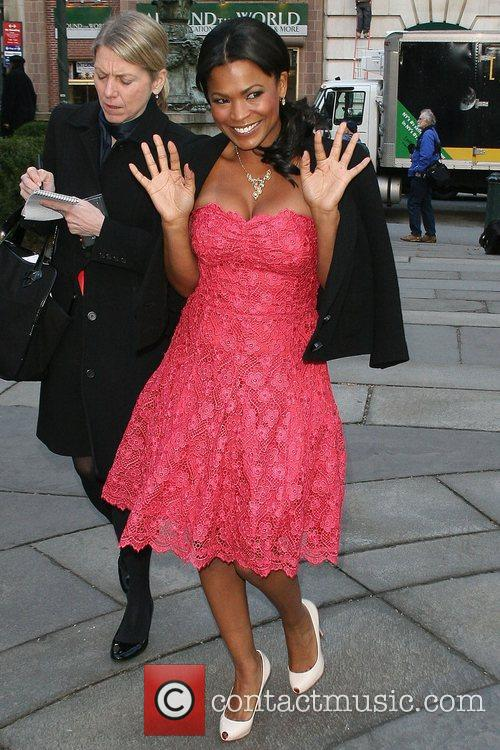 Nia Long, New York Fashion Week