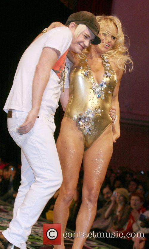 Richie Rich and Pamela Anderson 13