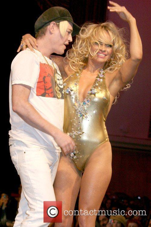 Richie Rich and Pamela Anderson 16