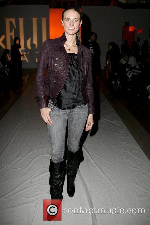 Julie Henderson Mercedes-Benz IMG New York Fashion Week...