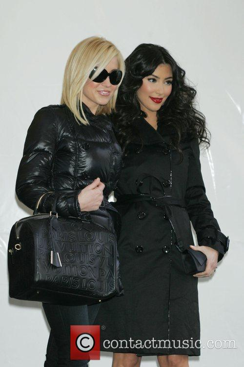 Kellie Pickler and Kim Kardashian 2