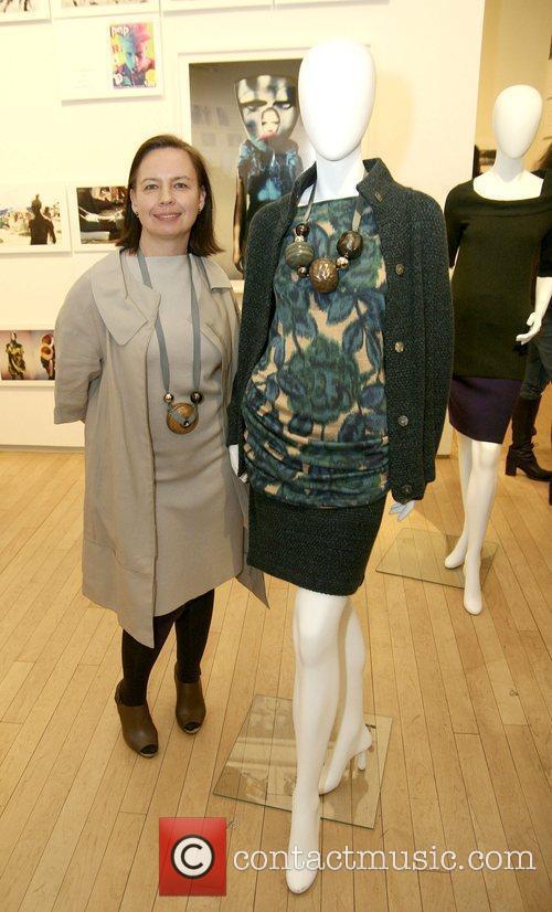 Kristiina Salminen Mercedes-Benz IMG New York Fashion Week...