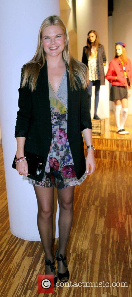 Kate Schelter Mercedes-Benz IMG New York Fashion Week...
