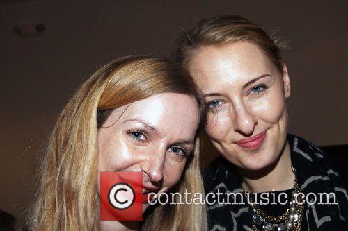 Melissa Coker and Lisa Salzer Mercedes-Benz IMG New...