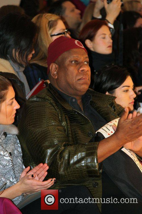 Andre Leon Talley and Yigal Azrouel 6