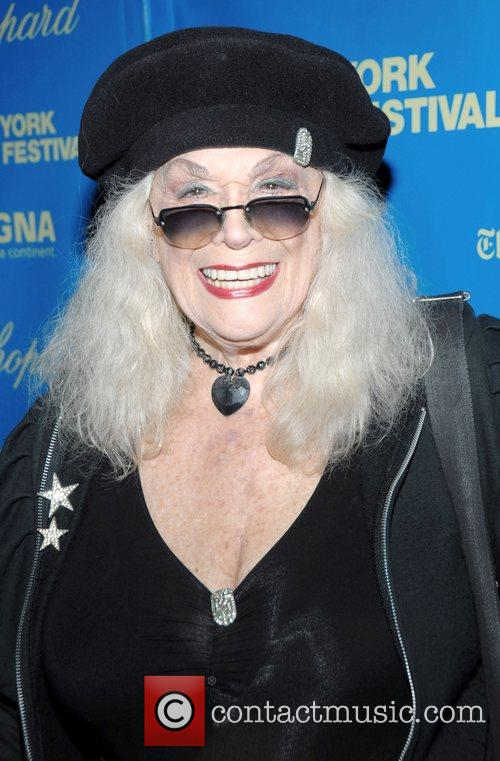 Sylvia Miles at the Premiere of 'Happy Go...