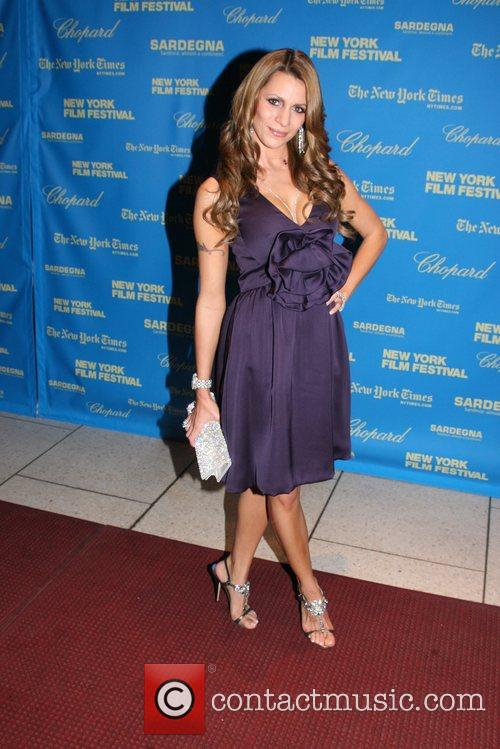 Diane Passage  Premiere of 'The Class' during...