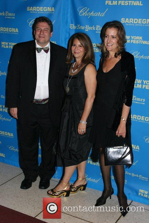 Richard Pena, Maura Manning and Ann Tenenbaum Premiere...