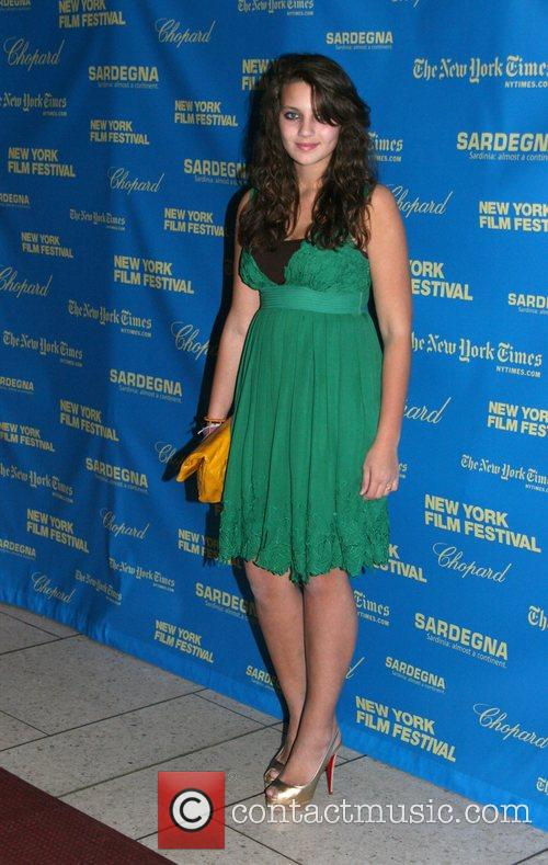 Sadie Friedman Premiere of 'The Class' during the...