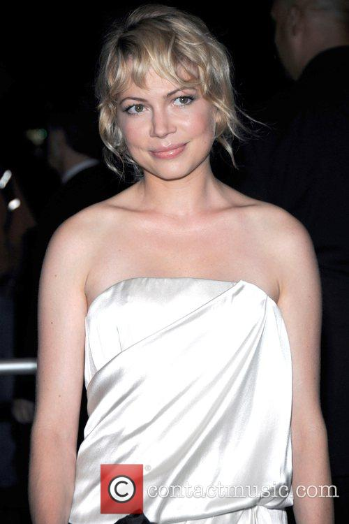 Michelle Williams at the Premiere of 'Wendy and...