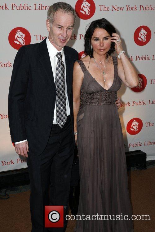 John Mcenroe and Patty Smyth 2