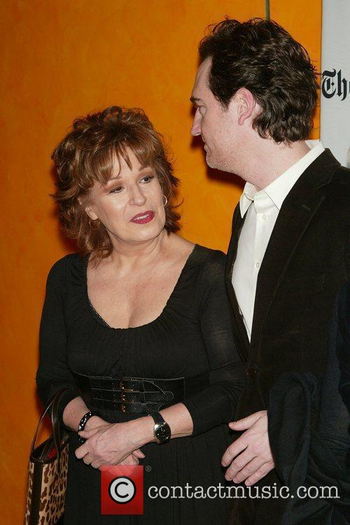 Joy Behar and Daniel Zelman 5