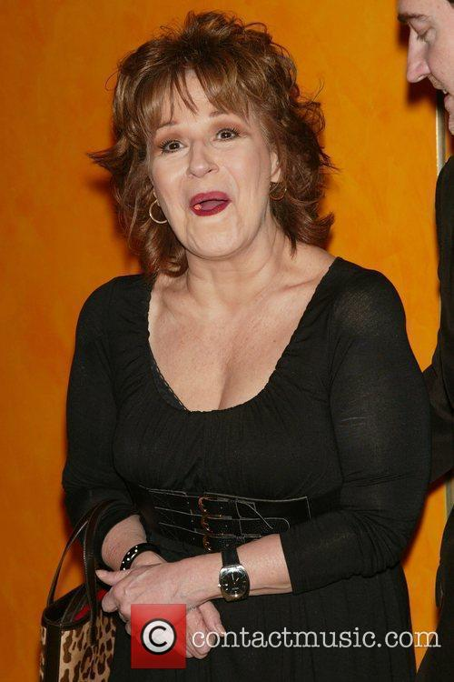 Joy Behar and Daniel Zelman 4