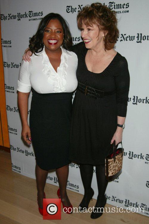 Sherri Shepherd and Joy Behar 3