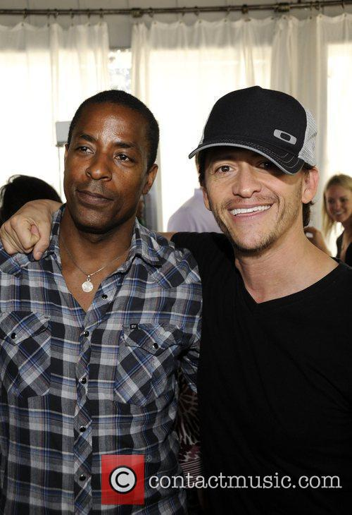 John Black and Clifton Collins Jr 1