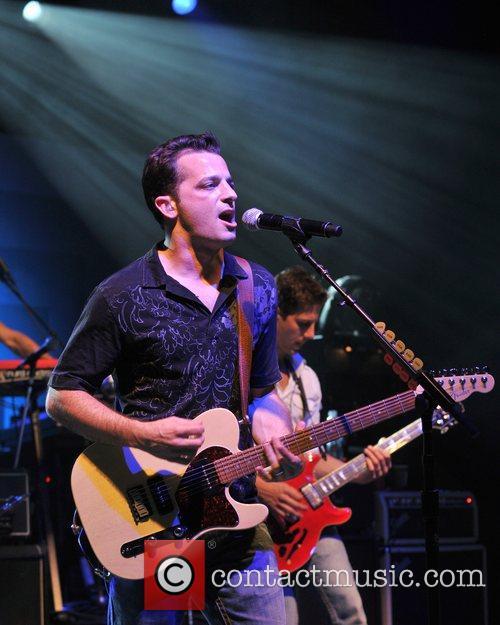 O.A.R. performs at the Pompano Beach Amphitheater Pompano...