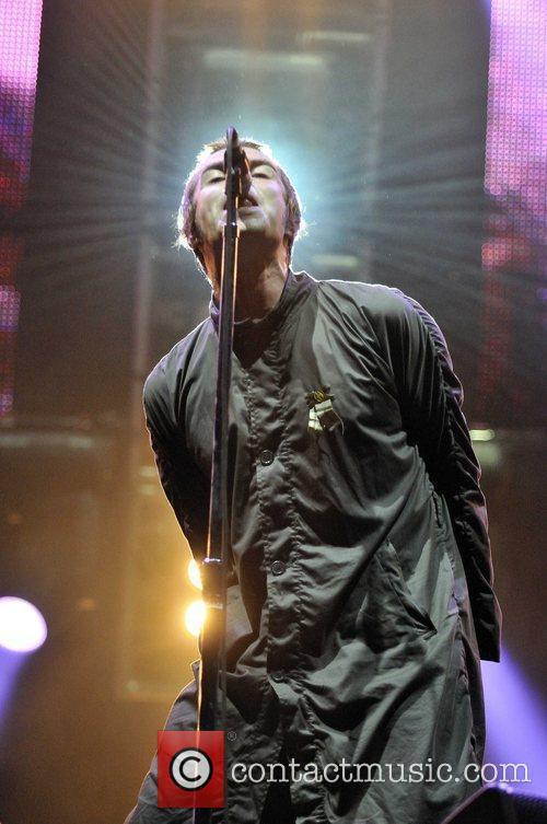 Liam Gallagher Hints At Oasis Reunion For Manchester Arena Re-Opening