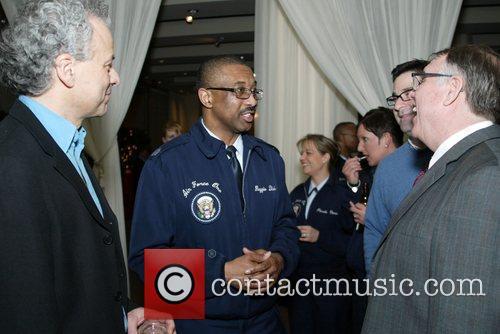 Reggie Dickson Air Force One crew member National...