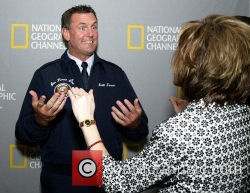 President Obama's Air force One pilot Scott Turner...