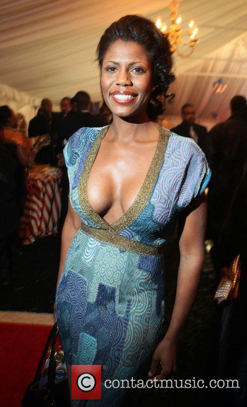 Omarosa Manigault-Stallworth attends The Radio One Inaugural Celebration...
