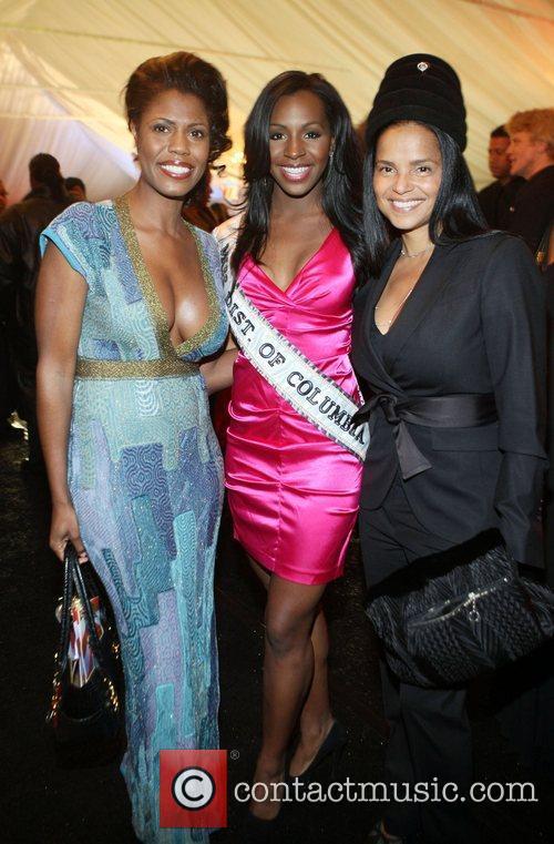 Omarosa Manigault-Stallworth, Ms. District of Columbia, Nicole White...