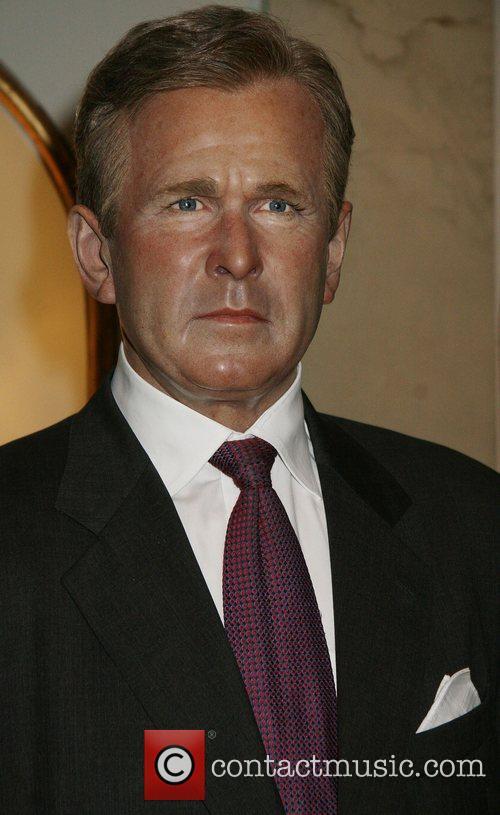President George W. Bush at Madame Tussauds New...