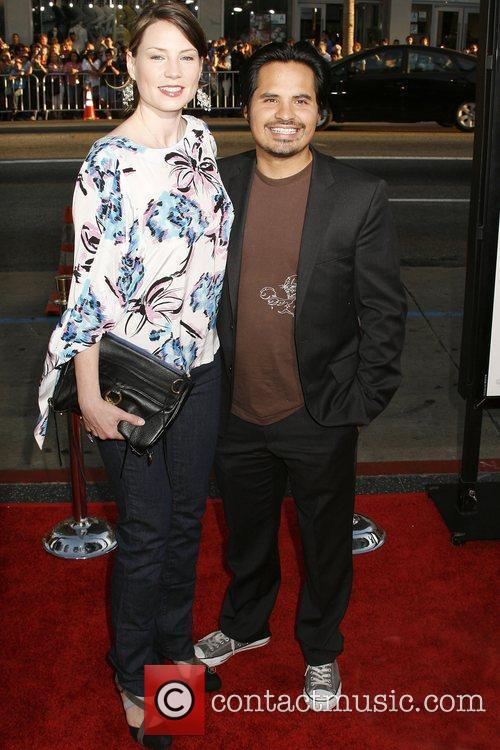 Brie Shaffer and Michael Pena