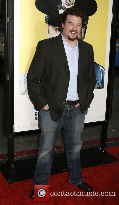 Danny McBride Los Angeles Premiere of 'Observe and...