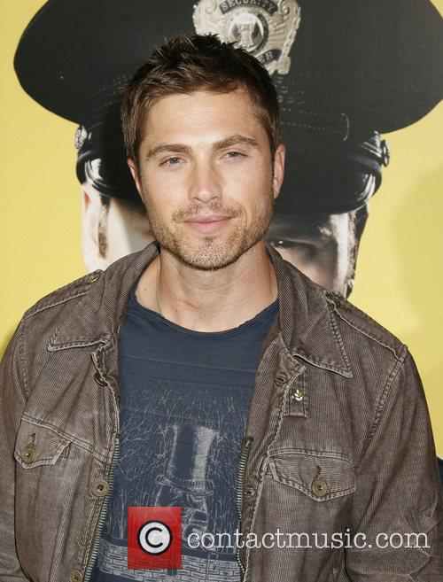 Eric Winter Los Angeles Premiere of 'Observe and...